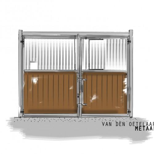 Voorwand-model-Goal-standaard-met-minideur