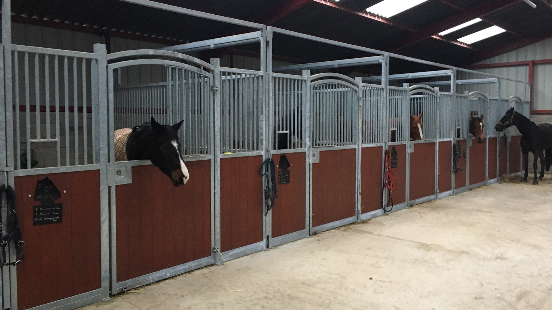 VDO Paardenstallen - Project Guillaumee