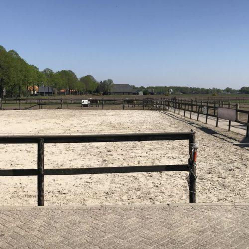 VDO Paardenstallen - Project Zorgboerderij Donkhorst